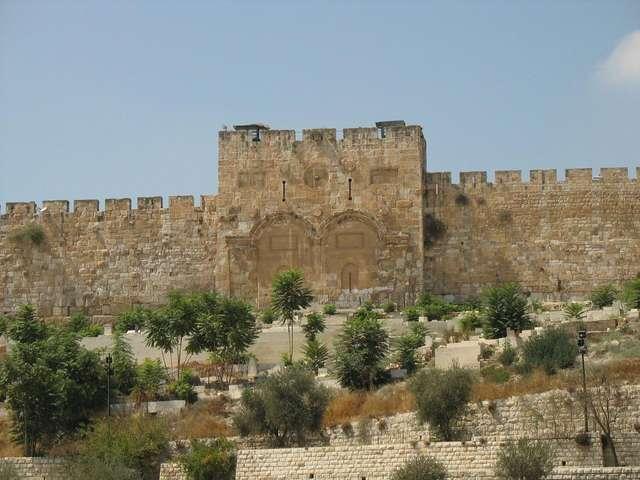 Яффские ворота  Википедия