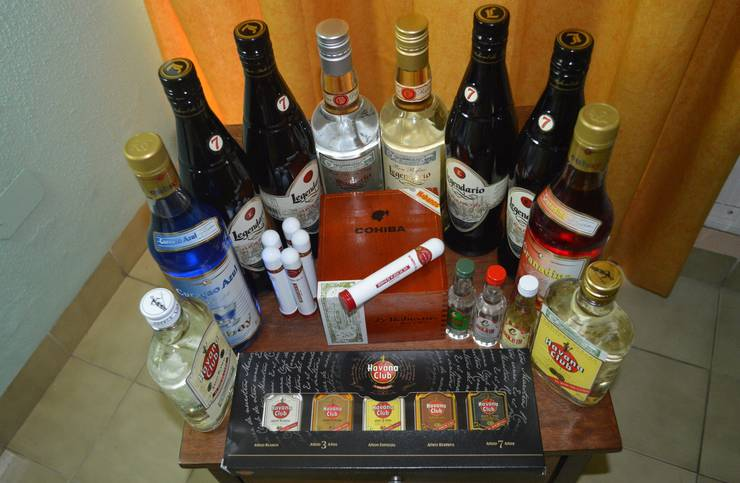Куба что привезти в подарок