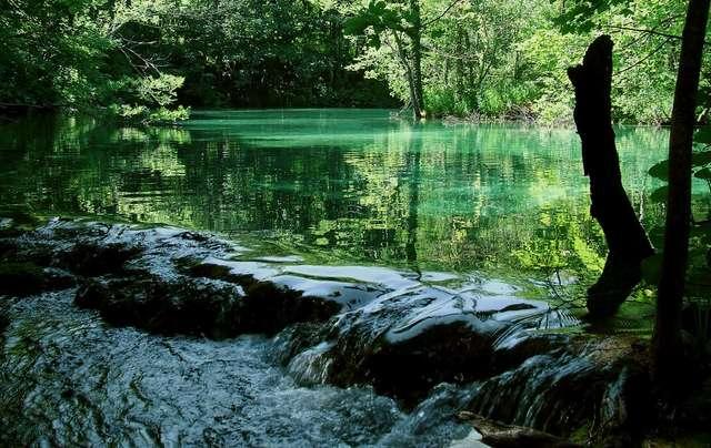 Плитвицкие озёра