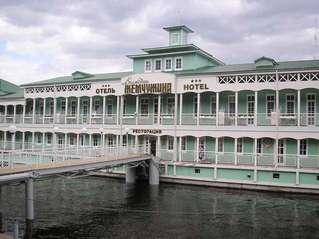 отель Волжская жемчужина 3*