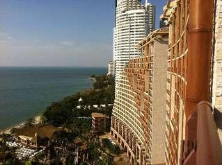 отель Centara Grand Mirage Beach Resort 5*