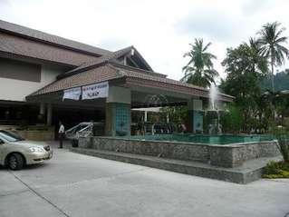 отель Duangjitt Resort 4*