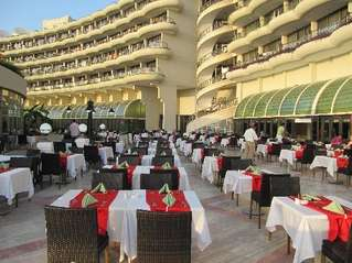 отель Crystal Sunrise Queen Luxury Resort & Spa 5*