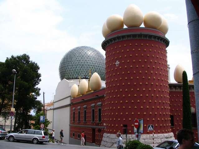 Музей Сальвадора Дали в Фигерасе