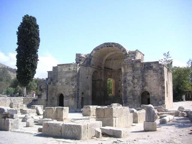 Церковь Святого Тита в Гортине
