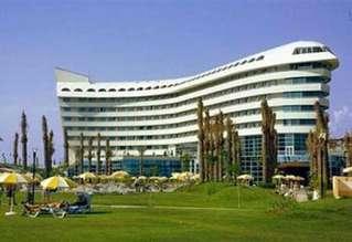 отель Concorde de luxe resort 5*
