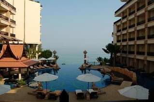 отель Garden Cliff Resort and Spa 4*