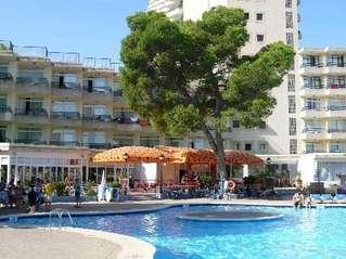 отель Sol Antillas Barbados 4*