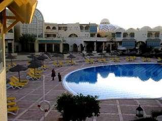 отель Miramar Hammamet 4*
