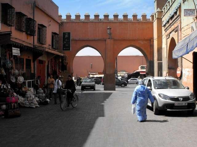 Улицы Маракеша