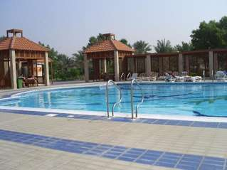 отель Umm Al Quwain Beach 4*