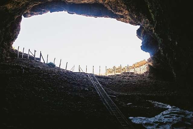 Идейская пещера