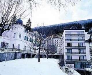отель Elisabethpark 4*