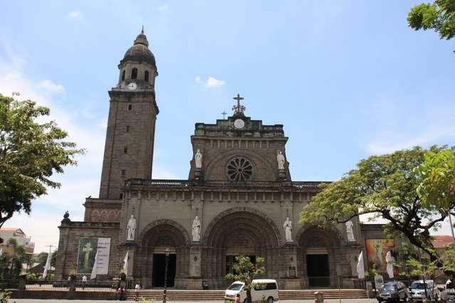 Церковь в Маниле
