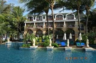 отель Phuket Graceland Resort & Spa 4*
