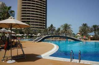 отель Le Royal Meridien Beach Resort & Spa 5*