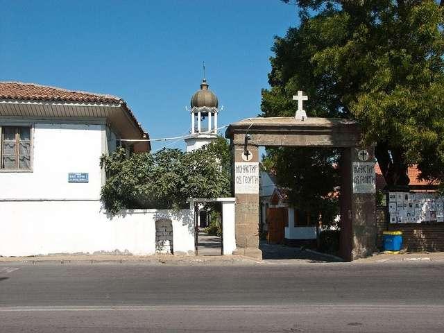 Монастырь Святого Георгия, Поморие