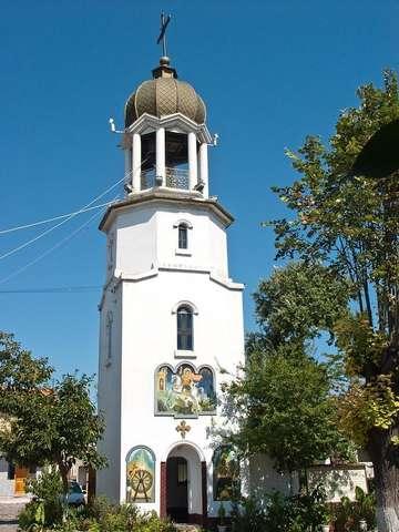 Колокольня монастыря Святого Георгия, Поморие