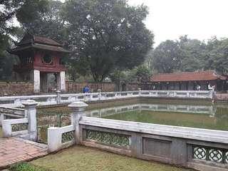 Третий дворик Храма