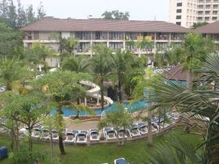 отель Centara Karon Resort Phuket 4*