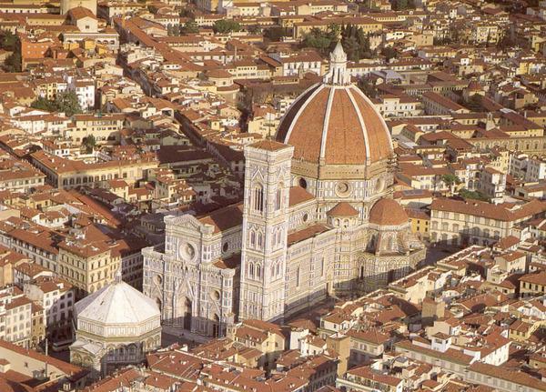 Флоренция, собор Санта Мария дель Фьорэ