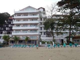 отель Tri Trang Beach Resort 3*