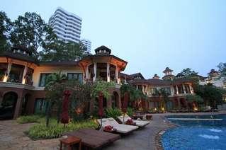 отель Sheraton Pattaya Resort 5*