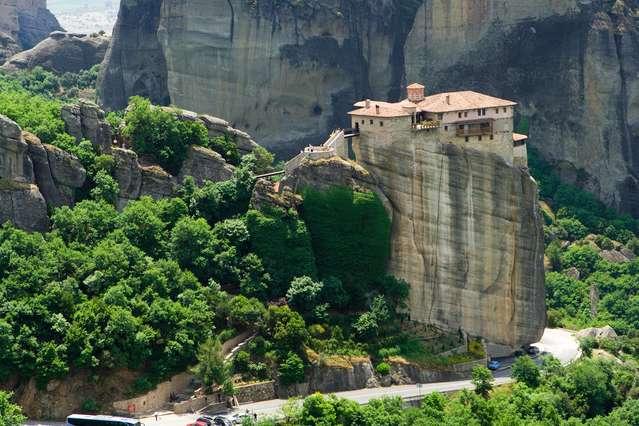 Монастырь Русану или Святой Варвары