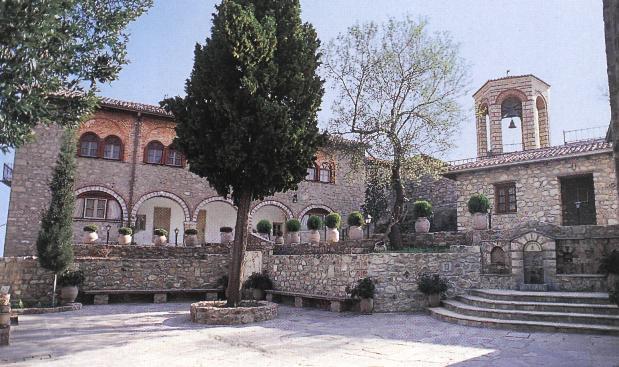 Лечебница Преображенского монастыря