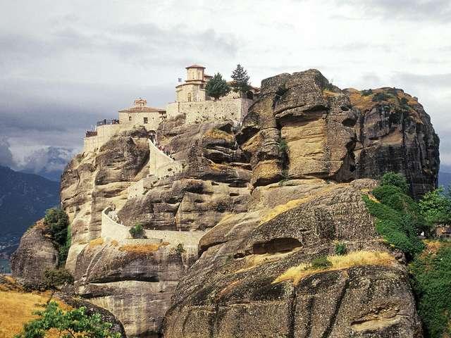 Монастырь Святого Варлаама или Всех Святых