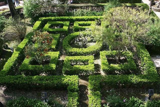 Сад Алькасара