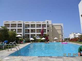 отель Hersonissos Palace 4*