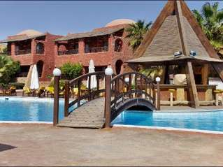 отель Calimera Habiba Beach Resort 4*