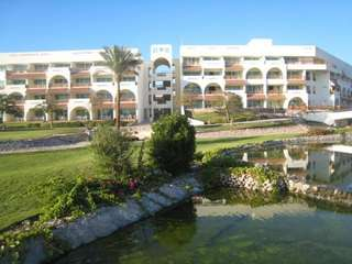 отель Moevenpick Resort Taba 5*