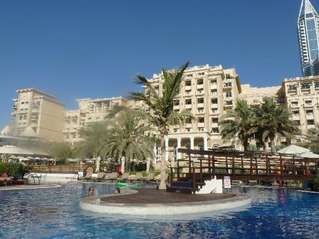 отель The Westin Dubai Mina Seyahi Beach Resort & Marina 5*