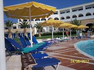 отель Mitsis Norida Beach 5*