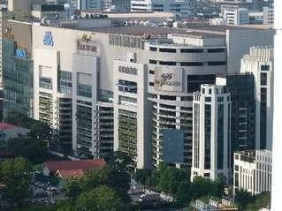 отель Baiyoke Suite Hotel 4*