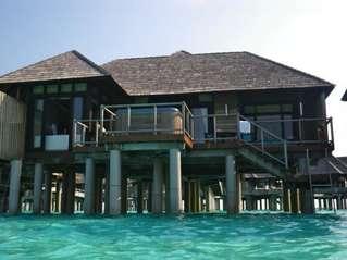 отель The Hilton Maldives 5*