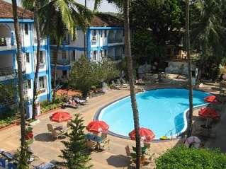 отель Dona Alcina 2*