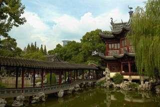 Юйюань сад и старый Шанхай