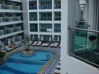 отель Jomtien Dragon Beach Resort 3*