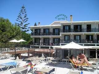 отель Dionysos Central 3*