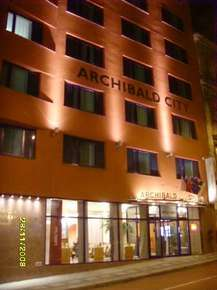отель Archibald City 4*