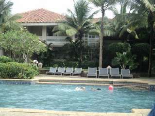 отель Club Mahindra Varca Beach Resort 4*