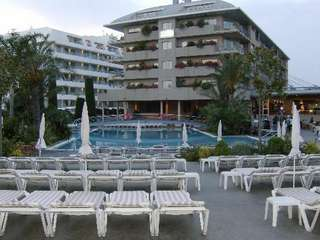 отель Aqua Hotel Onabrava 4*