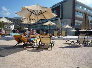 отель Sentido Anthoussa Resort & Spa 4*