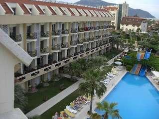 отель Camyuva Beach 4*