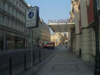 отель Ibis Praha Old Town 4*