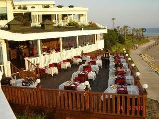 отель Flora Garden Beach Club 5*