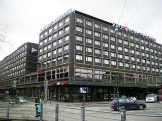 отель Sokos Presidentti 4*